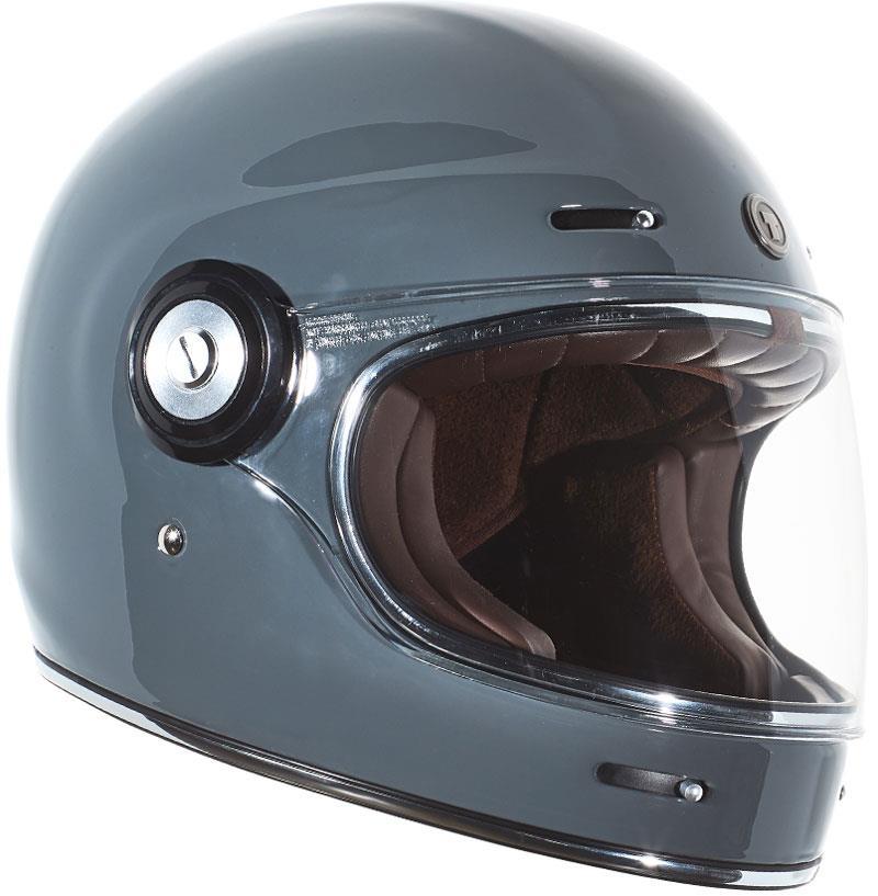 miniature 55 - Torc T1 Helmet Retro Vintage Style Fiberglass DOT Approved XS-2XL