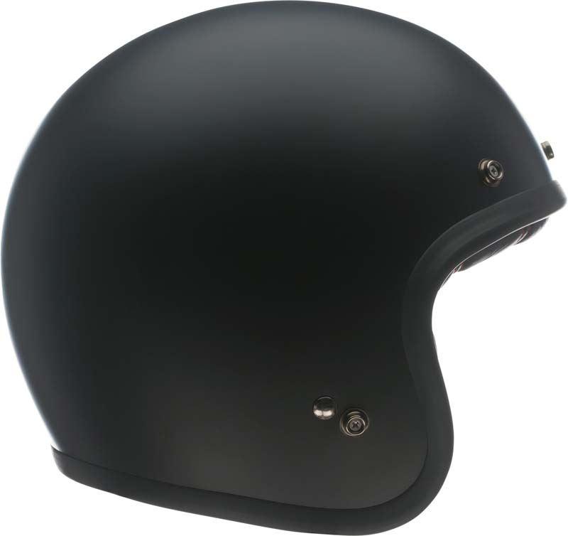 Bell-Custom-500-Helmet-3-4-Open-Face-Vintage-Retro-Motorcycle-5-Snap-XS-2XL miniature 12