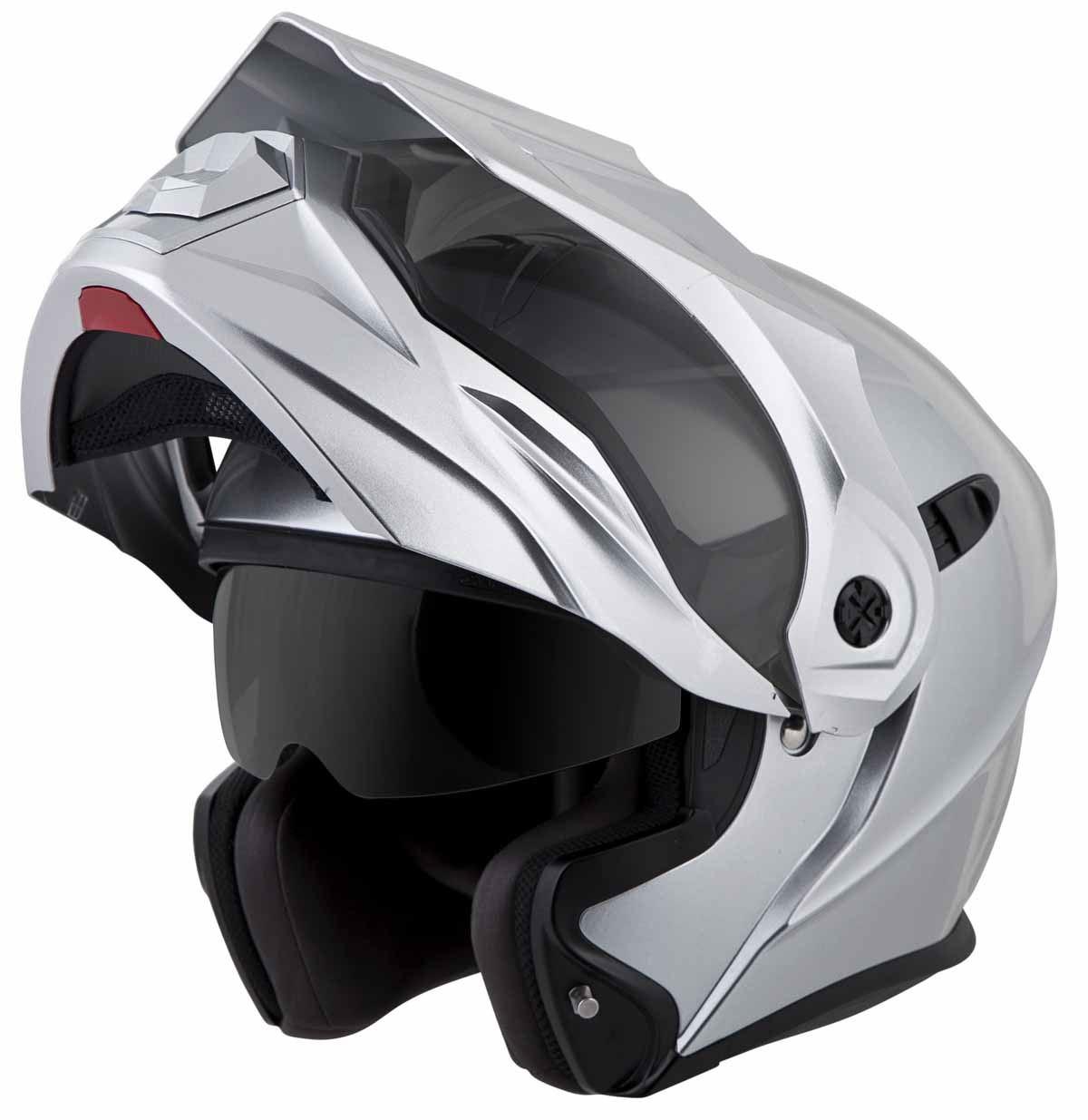 Scorpion-EXO-AT950-Helmet-Flip-Up-Modular-Dual-Sport-Adventure-ADV-DOT-XS-3XL miniature 21
