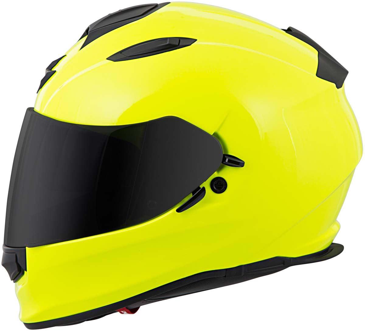 Scorpion-EXO-T510-Helmet-Full-Face-DOT-Approved-Inner-Sun-Shield miniature 17