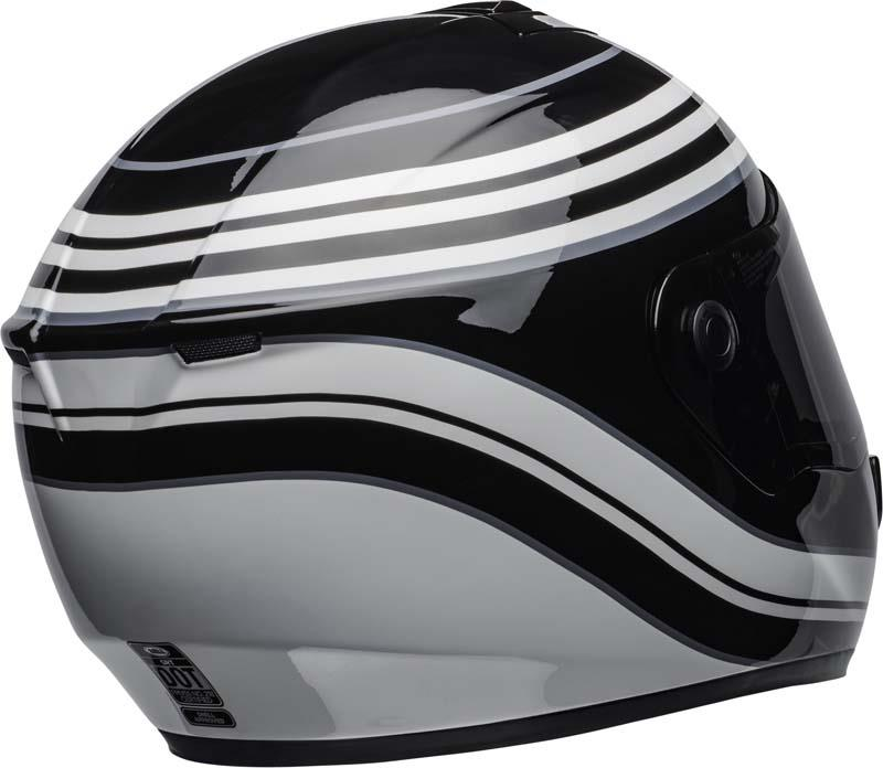 miniature 65 - Bell SRT Helmet Full Face Eyewear Friendly Fiberglass DOT SNELL M2015 XS-2XL