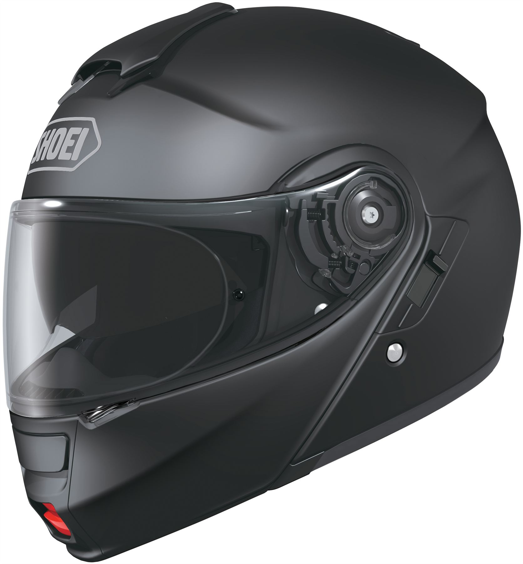 Carbon Fiber Motorcycle Helmet >> Shoei Neotec Flip Up Modular Motorcycle Helmet DOT Approved   eBay