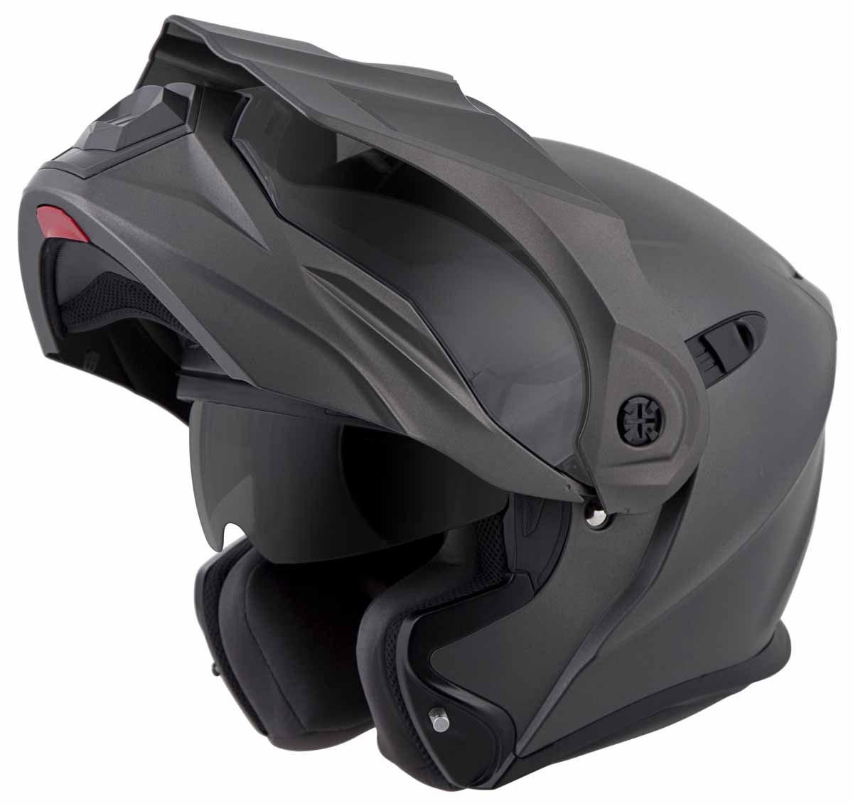 Scorpion-EXO-AT950-Helmet-Flip-Up-Modular-Dual-Sport-Adventure-ADV-DOT-XS-3XL miniature 28