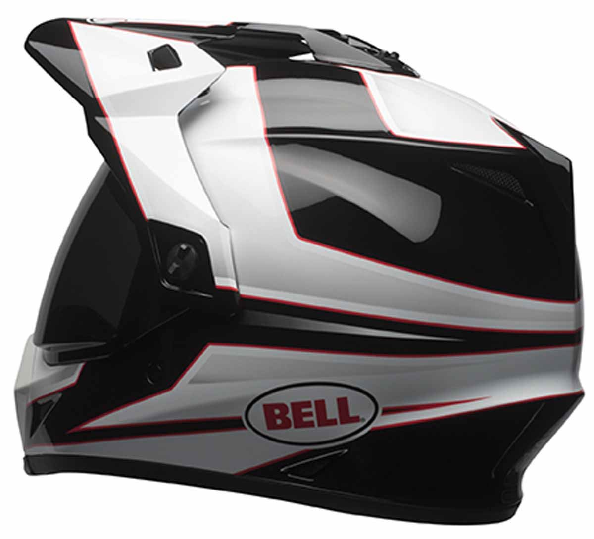 bell mx 9 adventure adv helmet dual sport touring motorcycle dot ebay. Black Bedroom Furniture Sets. Home Design Ideas