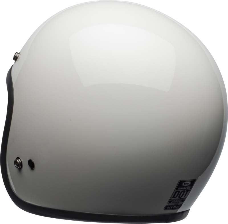 Bell-Custom-500-Helmet-3-4-Open-Face-Vintage-Retro-Motorcycle-5-Snap-XS-2XL miniature 17