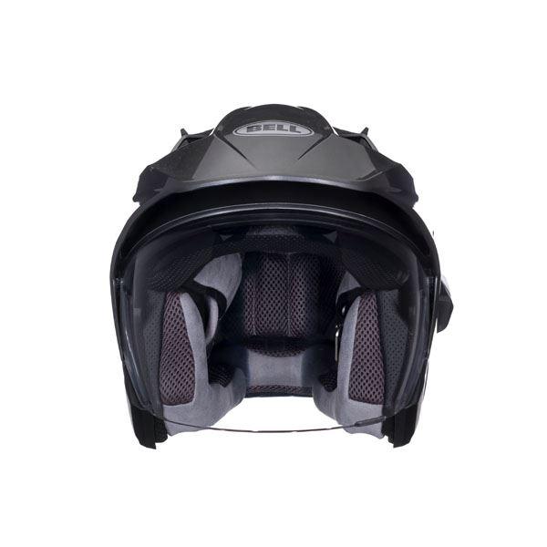 Bell-Mag-9-Helmet-Inner-Sun-Shield-Open-Face-Motorcycle-DOT-Sena-Cut-Out miniature 25