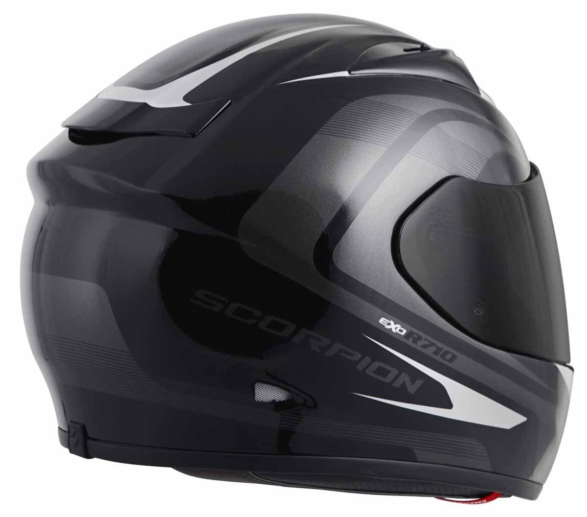 Scorpion-EXO-R710-Helmet-Fiberglass-Full-Face-DOT-SNELL-M2015-Certified-XS-2XL miniature 10
