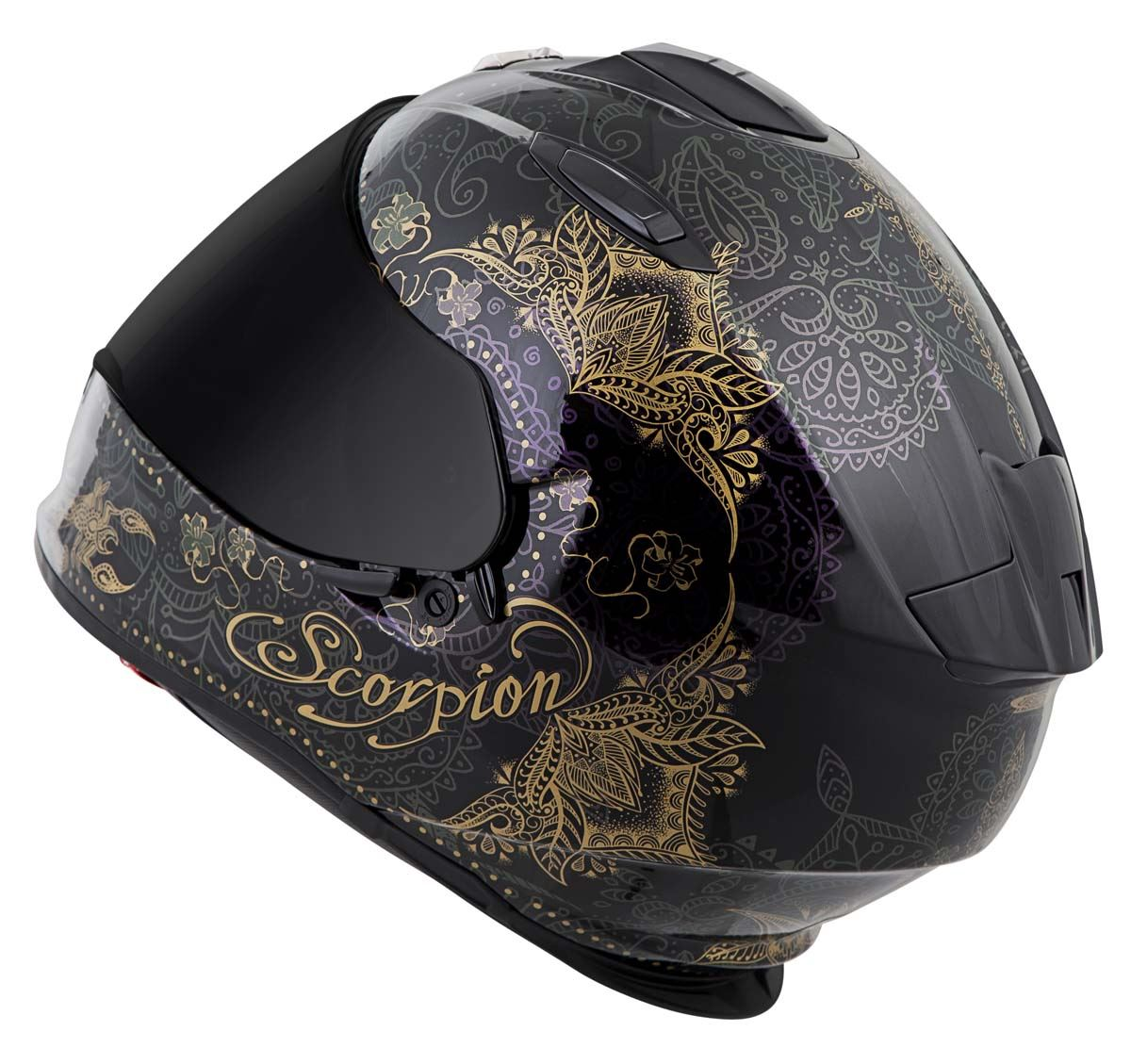 Scorpion-EXO-T510-Helmet-Full-Face-DOT-Approved-Inner-Sun-Shield miniature 67