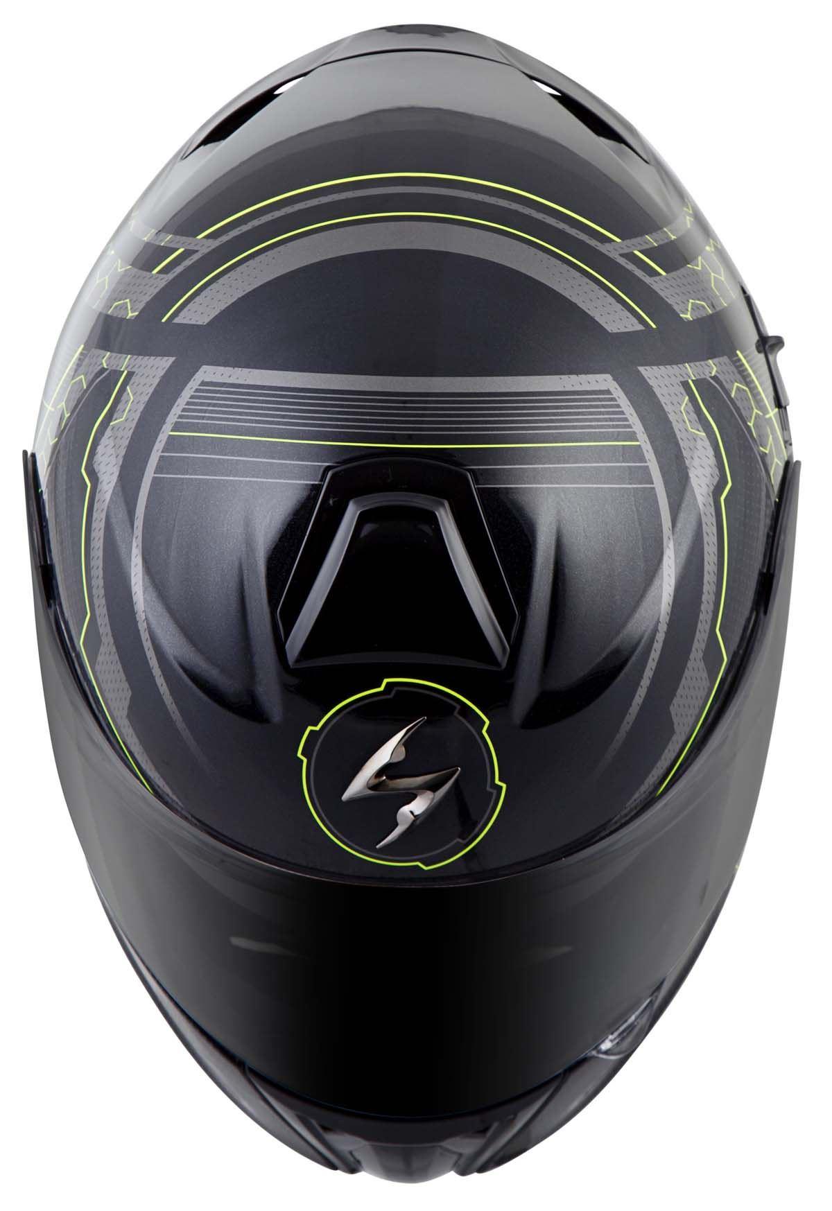 Scorpion-EXO-GT920-Helmet-Sport-Touring-Modular-Flip-Up-DOT-Approved-XS-3XL miniature 33