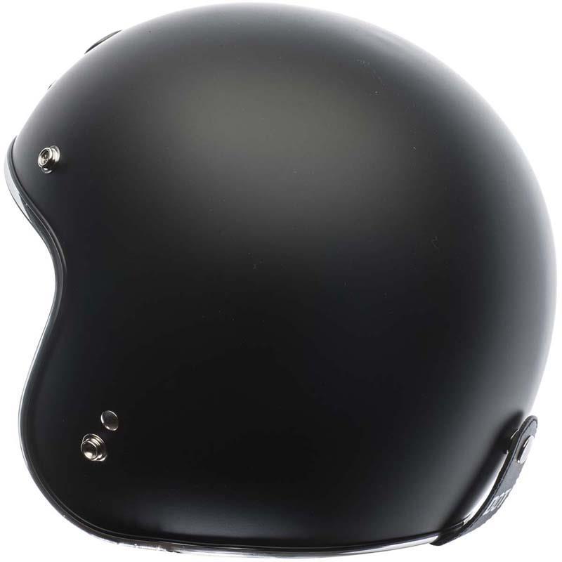 miniature 4 - Torc T50 Helmet 3/4 Open Face Motorcycle 3 Snap DOT XS-2XL 2020-21 Line