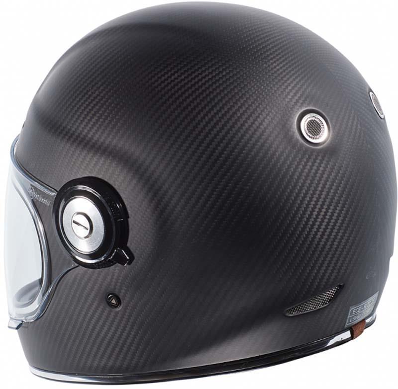 miniature 35 - Torc T1 Helmet Retro Vintage Style Fiberglass DOT Approved XS-2XL