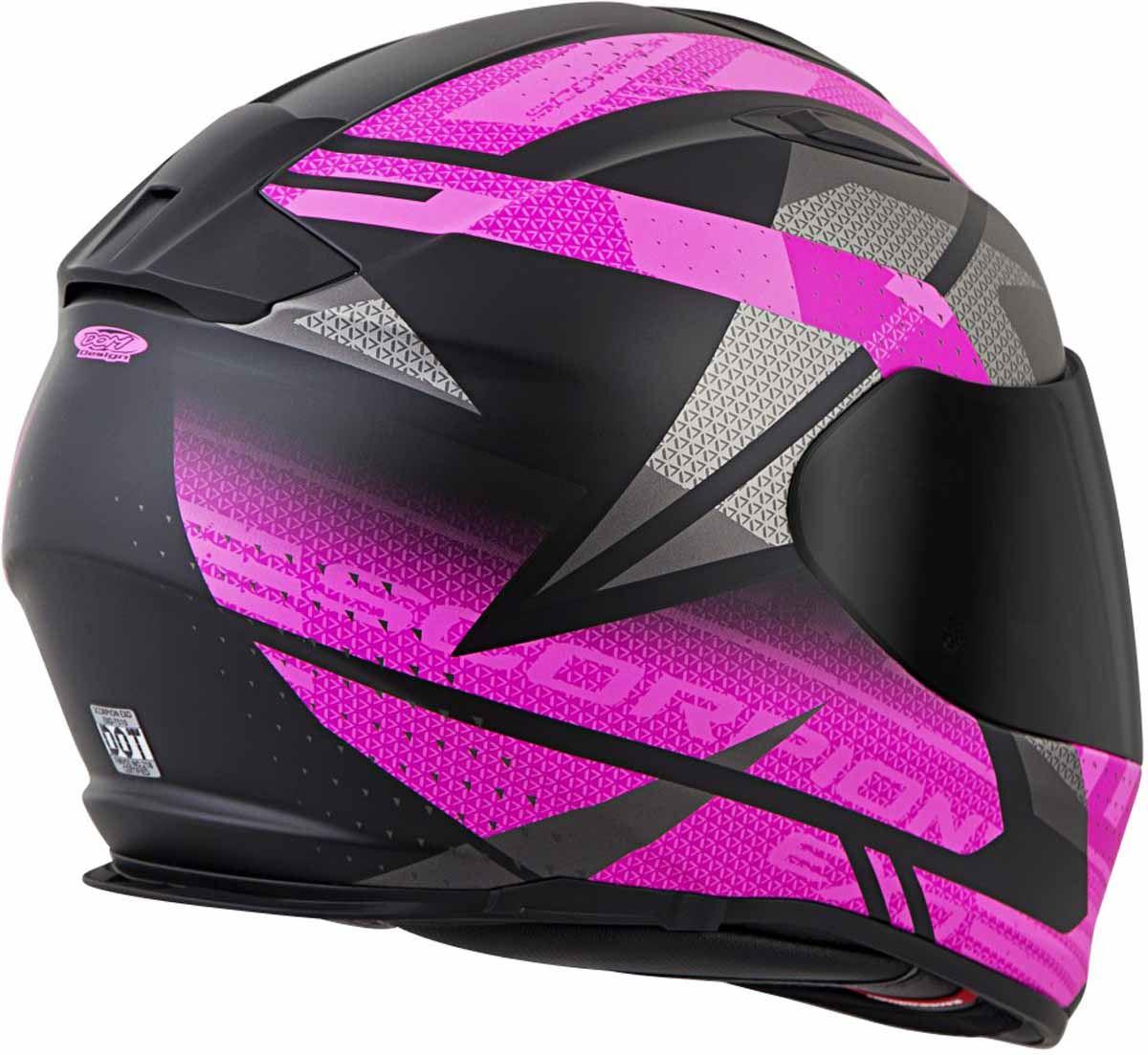 Scorpion-EXO-T510-Helmet-Full-Face-DOT-Approved-Inner-Sun-Shield miniature 85