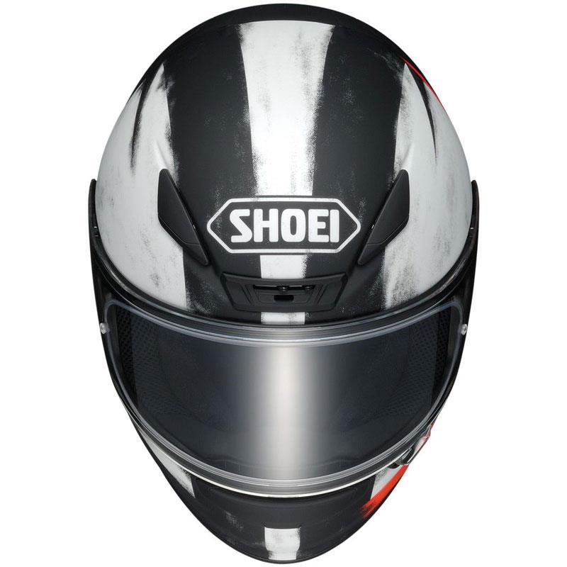miniature 4 - Shoei RF-1200 Brawn Helmet TC-1 Full Face Lightweight Pinlock Ready SNELL XS-2XL