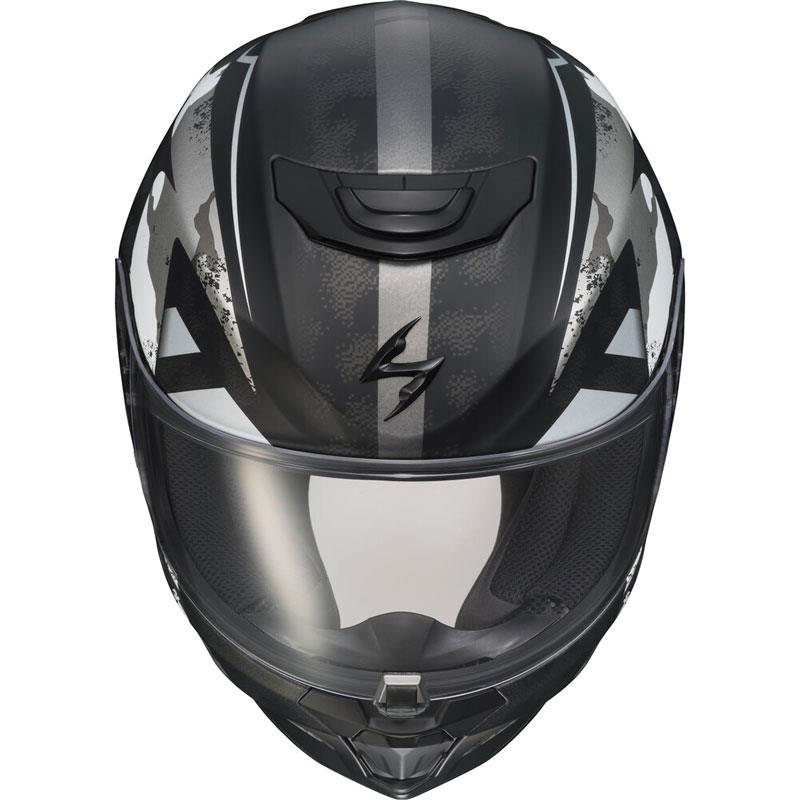 miniature 67 - Scorpion EXO-R420 Helmet Removable Liner Air Flow DOT SNELL M2015 XS-2XL