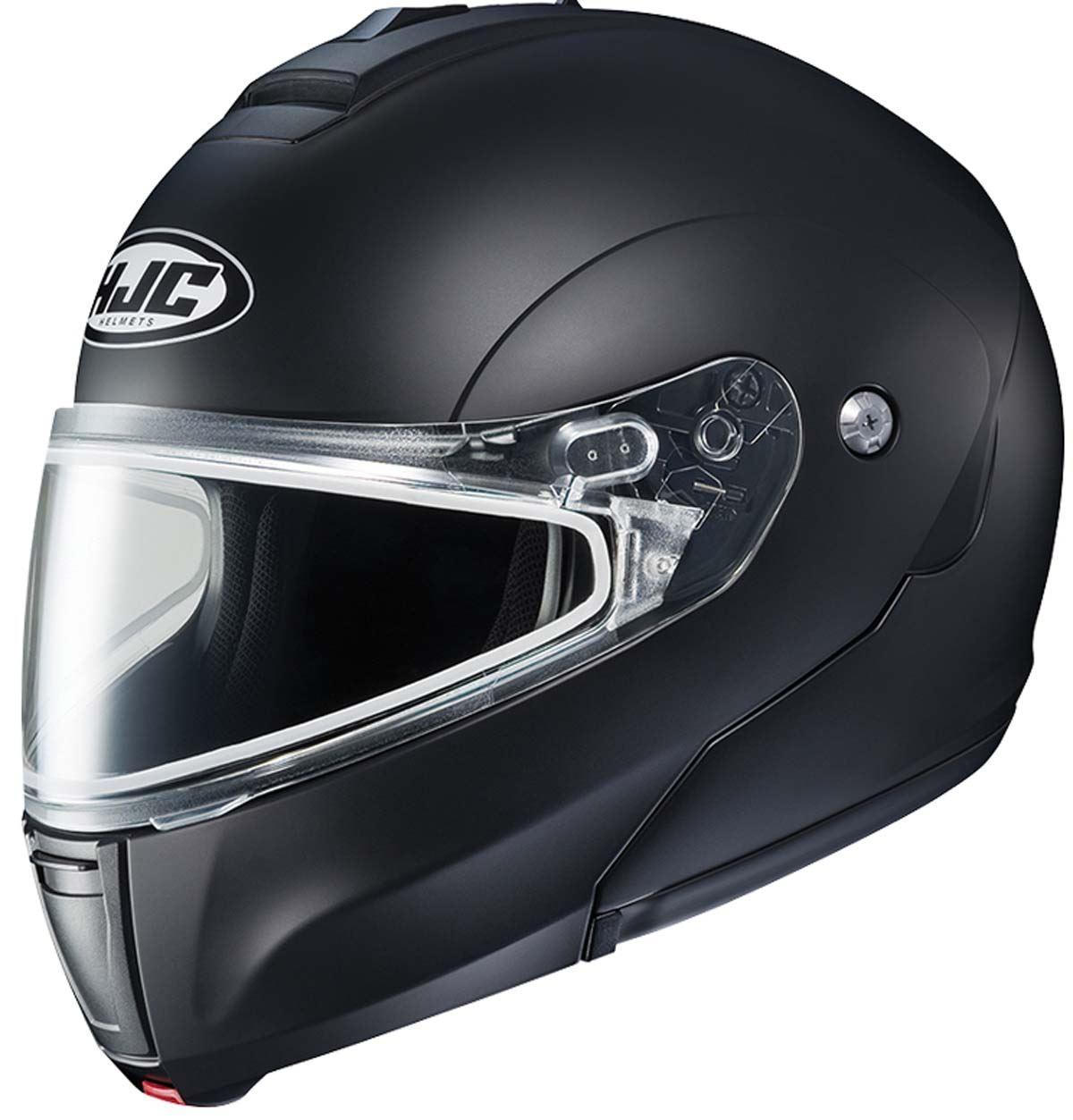 HJC-CL-Max-III-Snow-Helmet-Flip-Up-Modular-DD-Ring-Interior-Sunshield-DOT-XS-3XL miniature 3