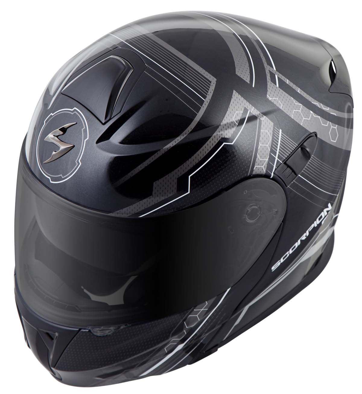 Scorpion-EXO-GT920-Helmet-Sport-Touring-Modular-Flip-Up-DOT-Approved-XS-3XL miniature 20