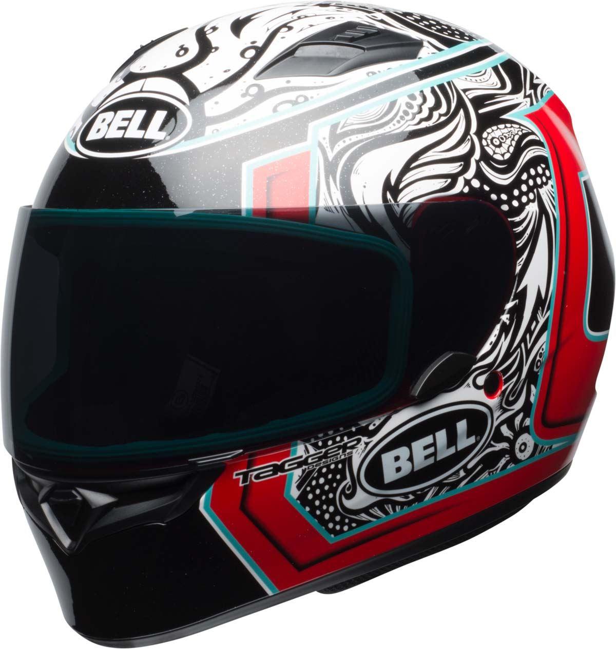 Bell-Qualifier-Helmet-Full-Face-Motorcycle-Clear-Shield-DOT-XS-3XL miniature 46