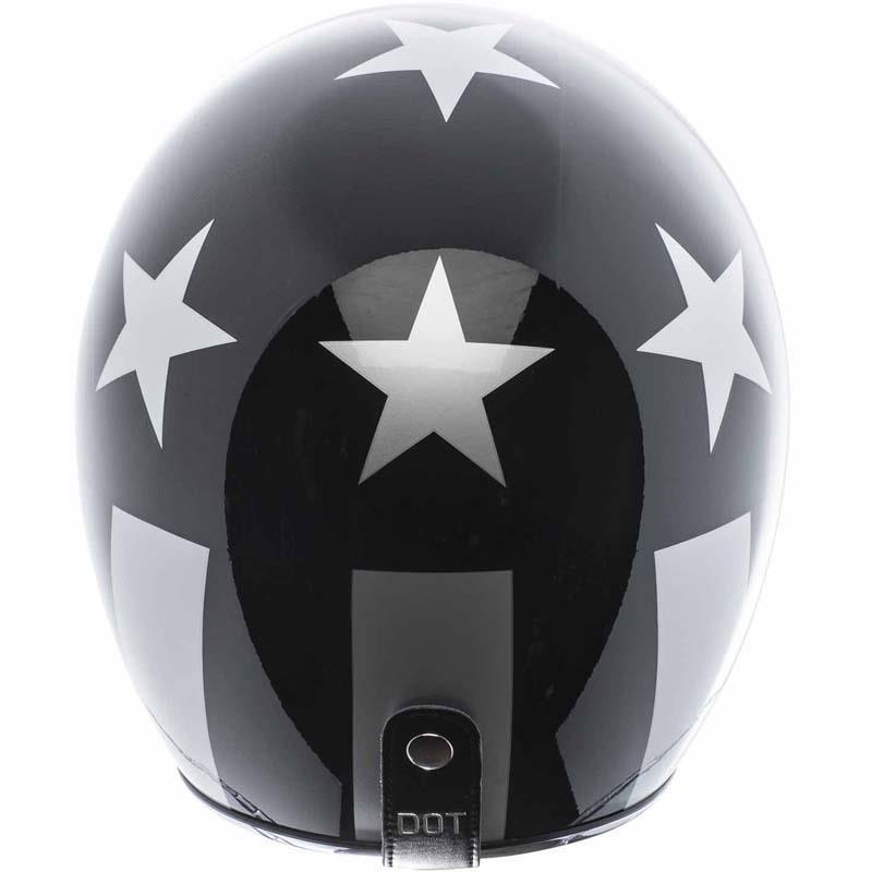 miniature 25 - Torc T50 Helmet 3/4 Open Face Motorcycle 3 Snap DOT XS-2XL 2020-21 Line