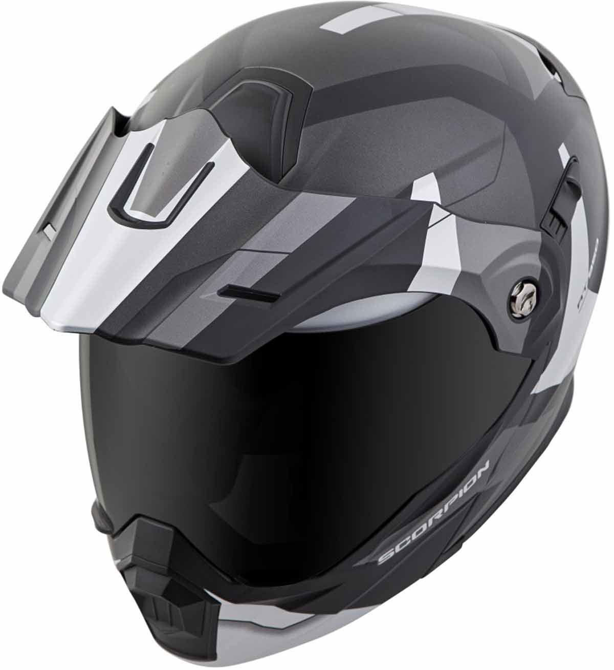 Scorpion-EXO-AT950-Helmet-Flip-Up-Modular-Dual-Sport-Adventure-ADV-DOT-XS-3XL miniature 33