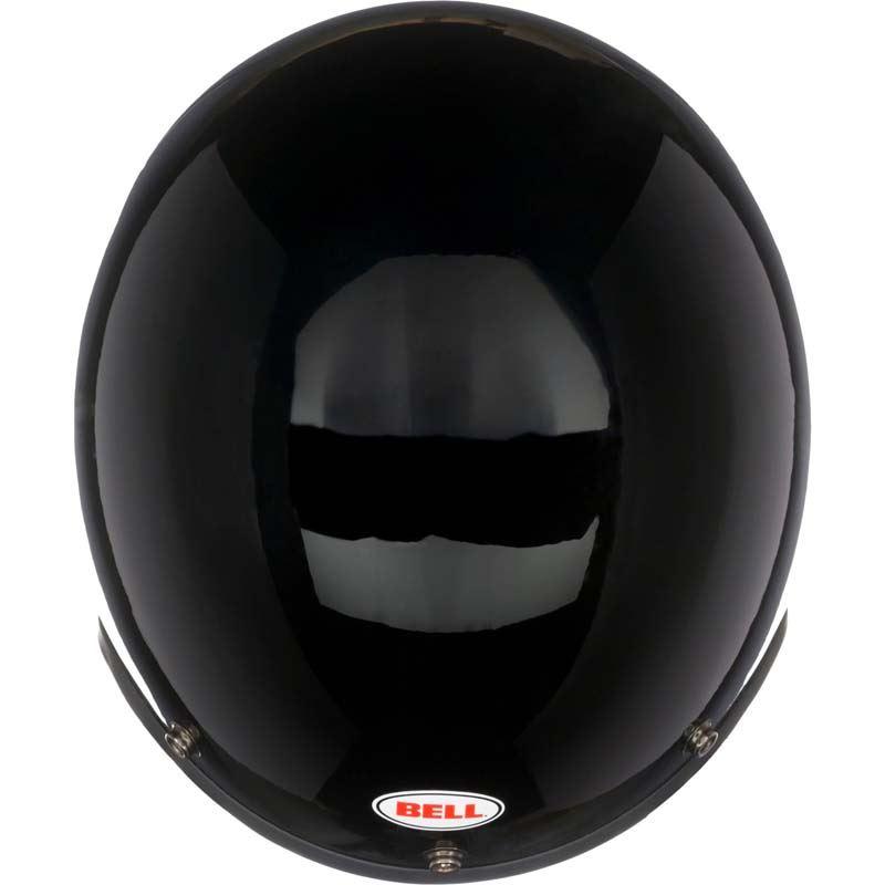Bell-Custom-500-Helmet-3-4-Open-Face-Vintage-Retro-Motorcycle-5-Snap-XS-2XL miniature 7