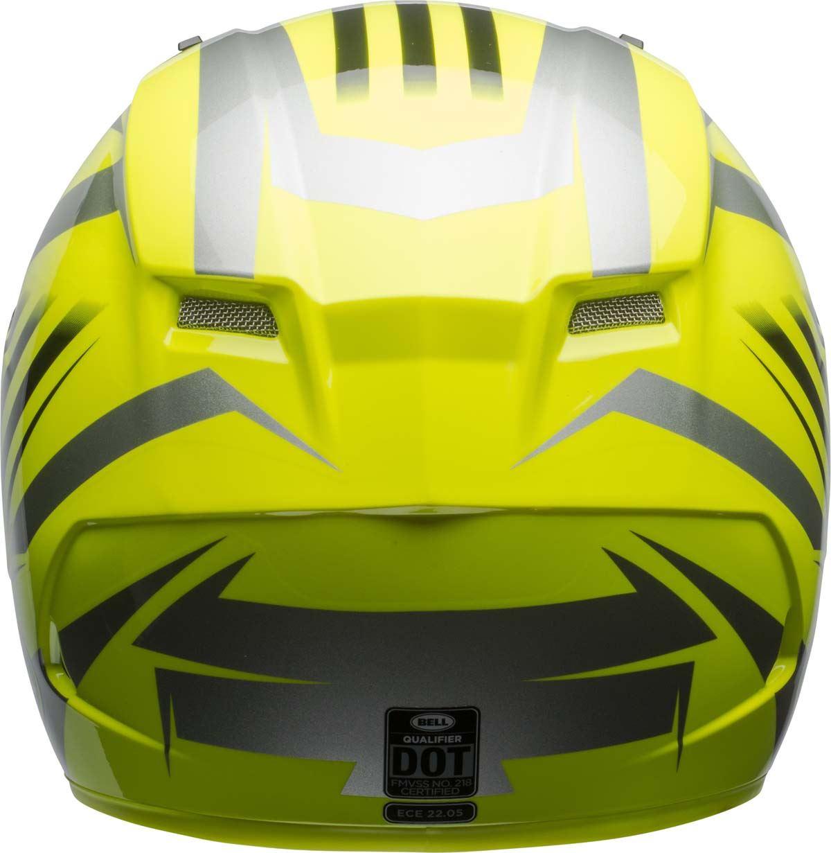 Bell-Qualifier-Helmet-Full-Face-Motorcycle-Clear-Shield-DOT-XS-3XL miniature 44