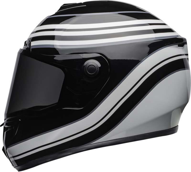 miniature 62 - Bell SRT Helmet Full Face Eyewear Friendly Fiberglass DOT SNELL M2015 XS-2XL
