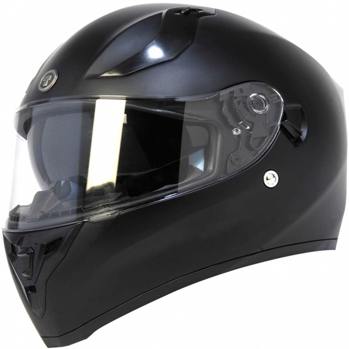 miniature 3 - Torc T15 T15B Helmet Bluetooth Blinc or without - Inner Sun Shield DOT XS-2XL