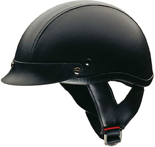 miniature 12 - HCI 100 Half Helmet Motorcycle Shorty with Visor DOT Approved XS S M L XL 2XL