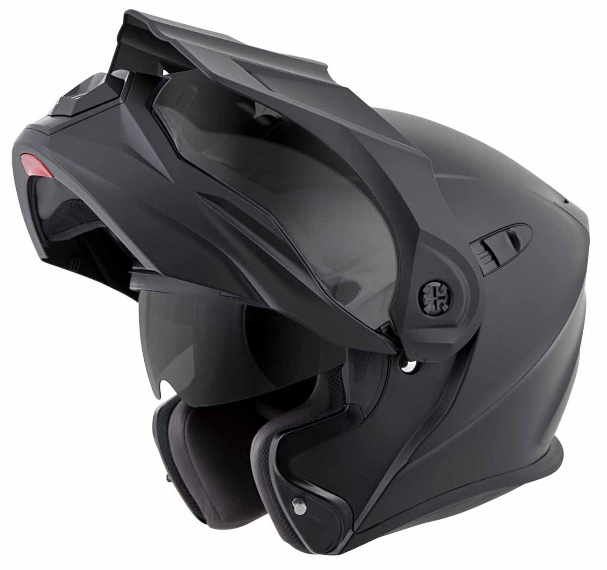 Scorpion-EXO-AT950-Helmet-Flip-Up-Modular-Dual-Sport-Adventure-ADV-DOT-XS-3XL miniature 11