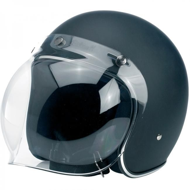 Biltwell Bubble Shield Universal 3 Snap Bonanza Gringo