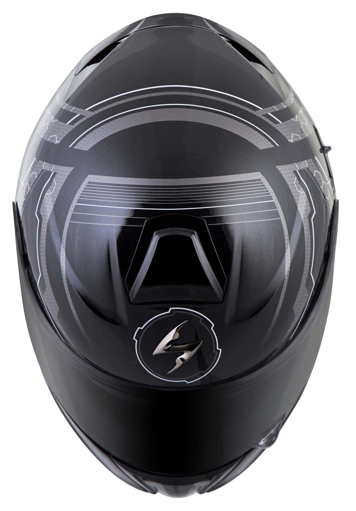 Scorpion-EXO-GT920-Helmet-Sport-Touring-Modular-Flip-Up-DOT-Approved-XS-3XL miniature 21
