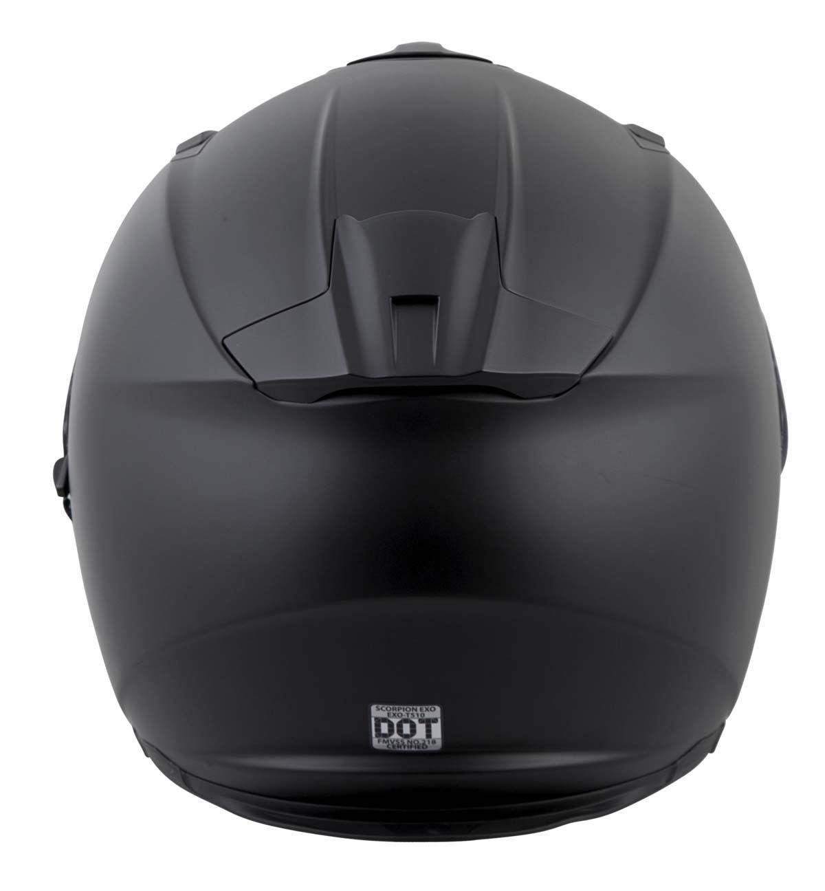 Scorpion-EXO-T510-Helmet-Full-Face-DOT-Approved-Inner-Sun-Shield miniature 8
