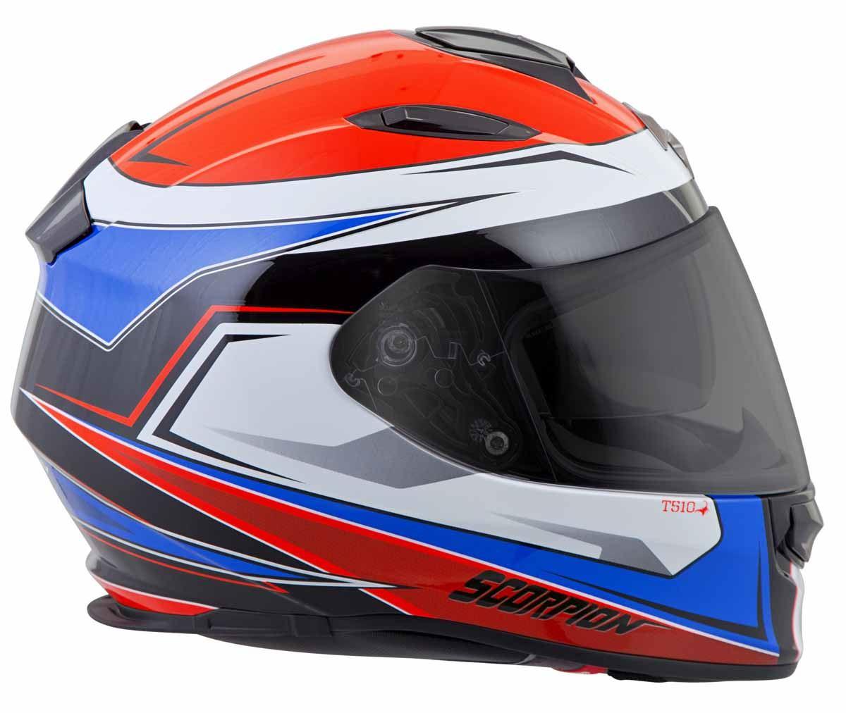 Scorpion-EXO-T510-Helmet-Full-Face-DOT-Approved-Inner-Sun-Shield miniature 33