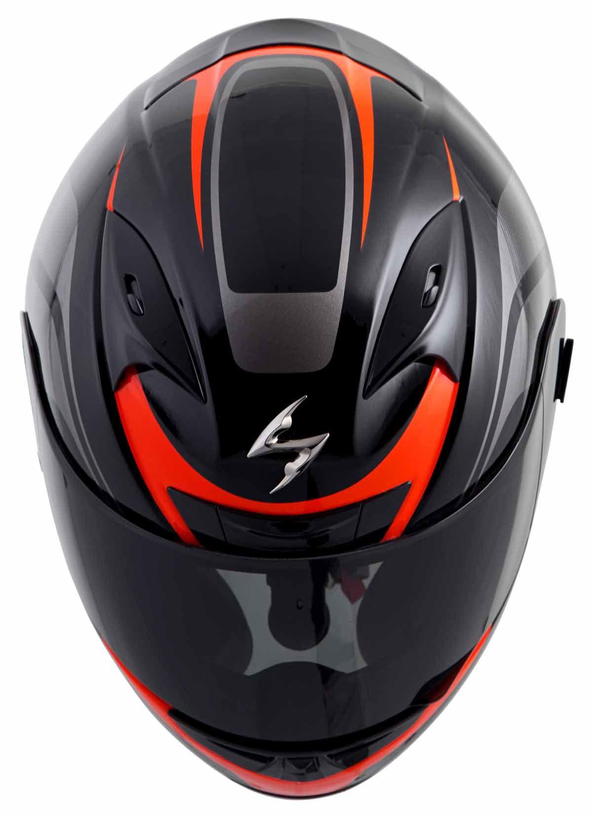 Scorpion-EXO-R710-Helmet-Fiberglass-Full-Face-DOT-SNELL-M2015-Certified-XS-2XL miniature 16