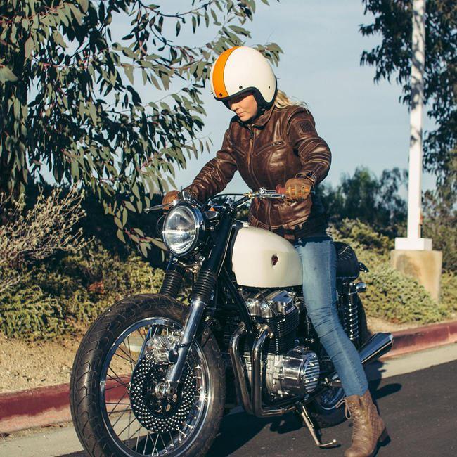 Biltwell Bonanza Helmet 3 4 Open Face Motorcycle Dot Fury