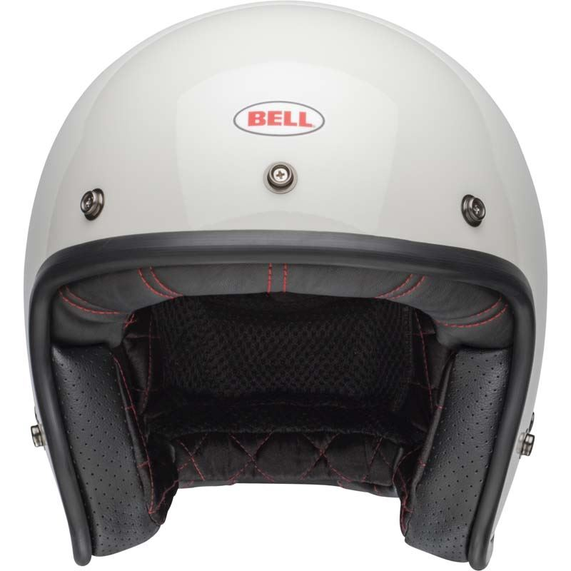 Bell-Custom-500-Helmet-3-4-Open-Face-Vintage-Retro-Motorcycle-5-Snap-XS-2XL miniature 14