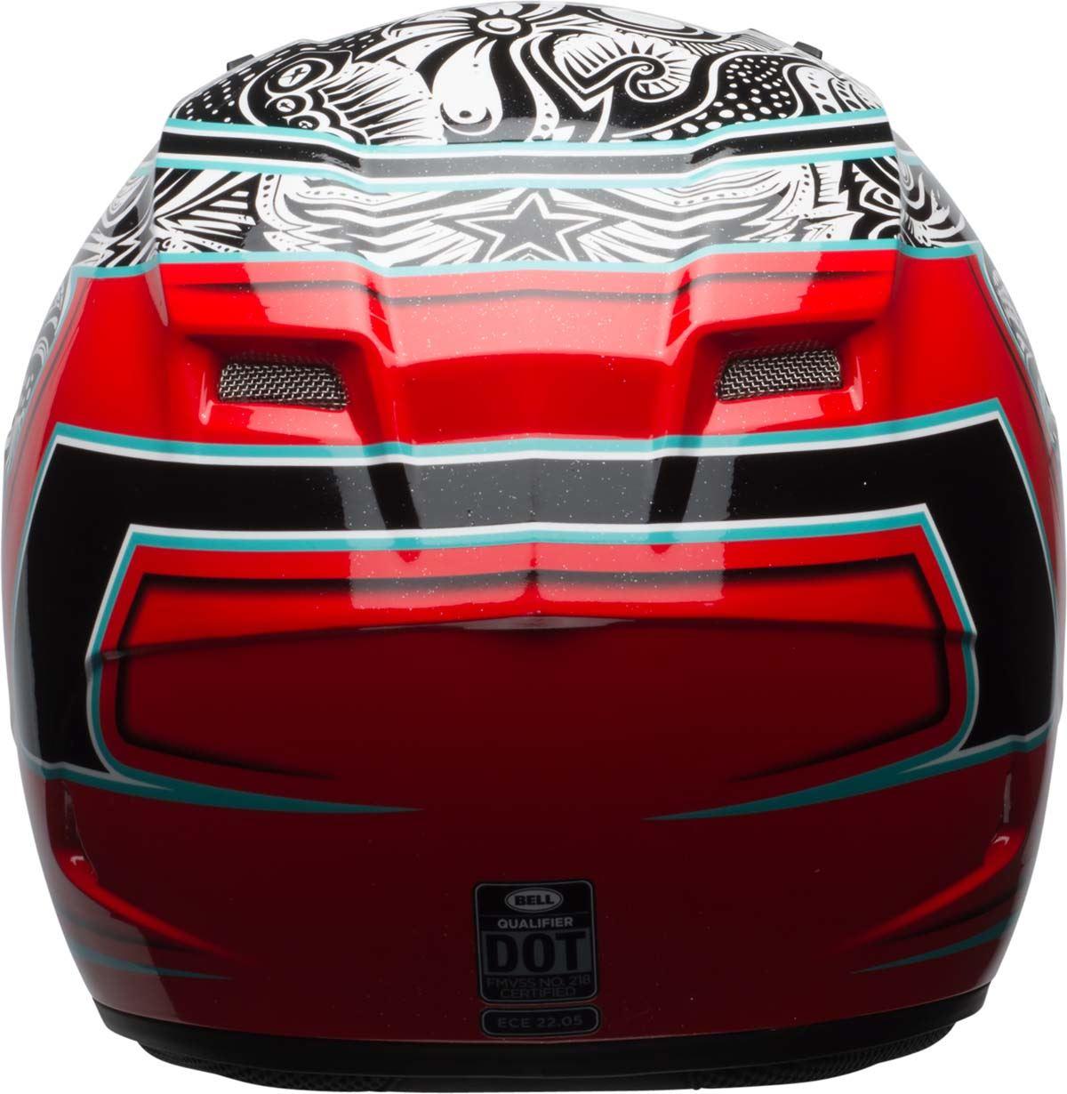 Bell-Qualifier-Helmet-Full-Face-Motorcycle-Clear-Shield-DOT-XS-3XL miniature 52