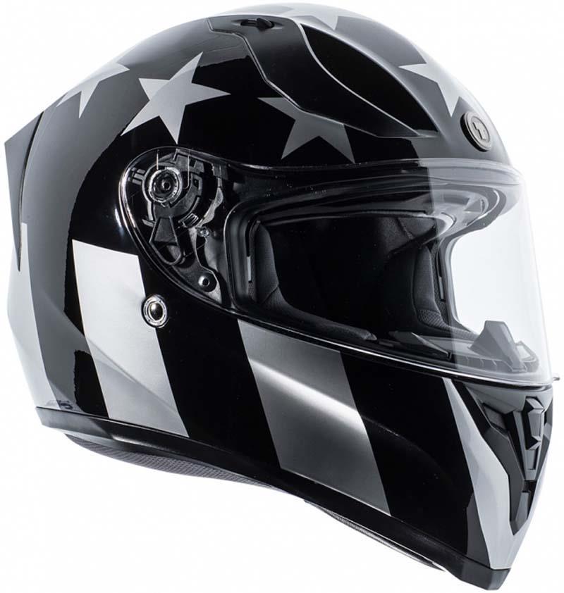 miniature 14 - Torc T15 T15B Helmet Bluetooth Blinc or without - Inner Sun Shield DOT XS-2XL