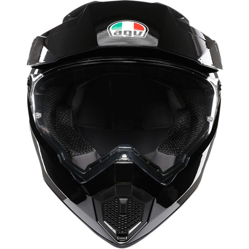 AGV AX9 Helmet Dual Sport Carbon Pinlock Ready Vented DOT