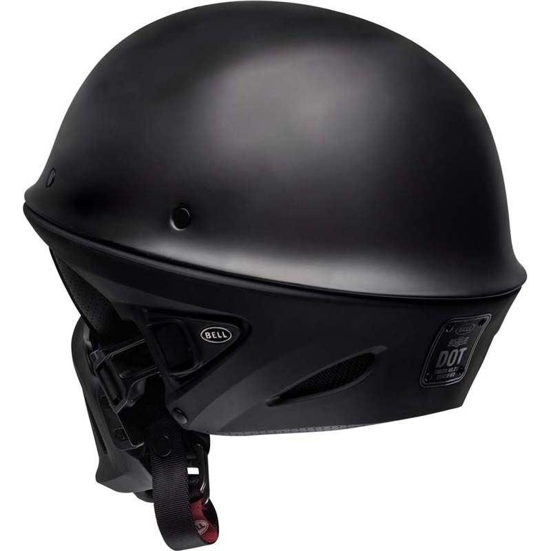 Bell-Rogue-Helmet-Muzzle-Open-Face-Speaker-Pockets-Motorcycle-DOT-2020-XS-2XL miniature 7