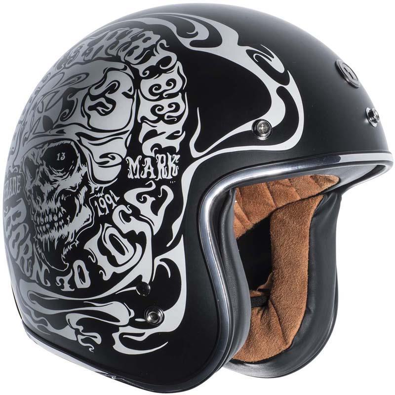 miniature 27 - Torc T50 Helmet 3/4 Open Face Motorcycle 3 Snap DOT XS-2XL 2020-21 Line