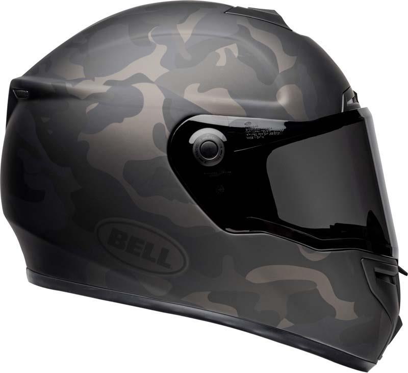 Bell-SRT-Helmet-Full-Face-Eyewear-Friendly-Fiberglass-DOT-SNELL-M2015-XS-2XL miniature 55