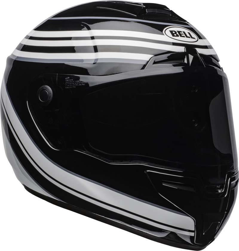 miniature 60 - Bell SRT Helmet Full Face Eyewear Friendly Fiberglass DOT SNELL M2015 XS-2XL