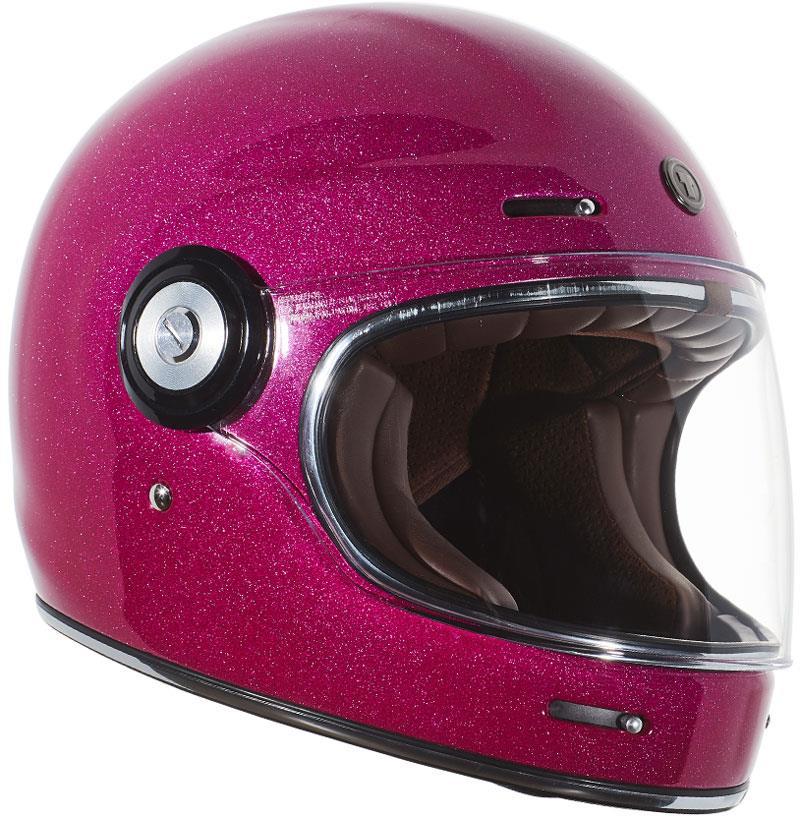 miniature 48 - Torc T1 Helmet Retro Vintage Style Fiberglass DOT Approved XS-2XL