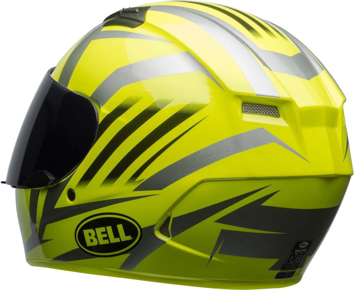 Bell-Qualifier-Helmet-Full-Face-Motorcycle-Clear-Shield-DOT-XS-3XL miniature 43