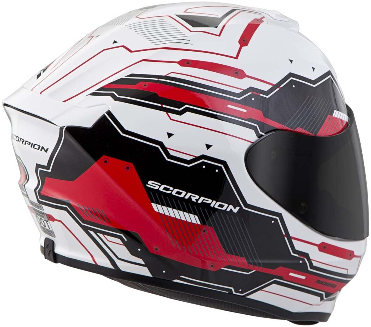 Scorpion-EXO-R420-Helmet-Removable-Liner-Air-Flow-DOT-SNELL-M2015-XS-2XL miniature 33