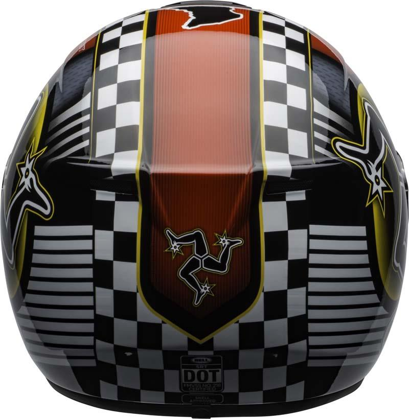 Bell-SRT-Helmet-Full-Face-Eyewear-Friendly-Fiberglass-DOT-SNELL-M2015-XS-2XL miniature 50