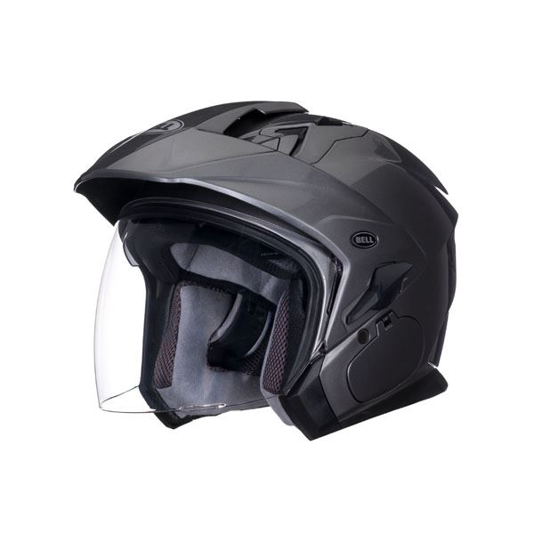 Bell-Mag-9-Helmet-Inner-Sun-Shield-Open-Face-Motorcycle-DOT-Sena-Cut-Out miniature 24