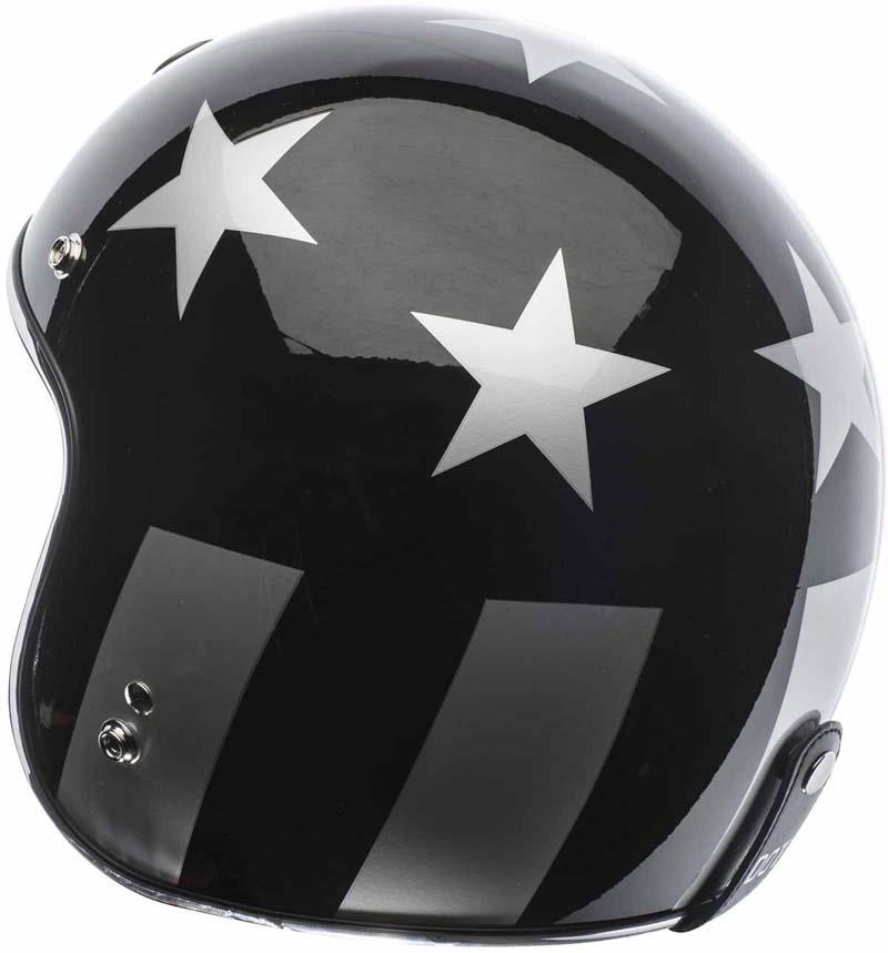 miniature 23 - Torc T50 Helmet 3/4 Open Face Motorcycle 3 Snap DOT XS-2XL 2020-21 Line