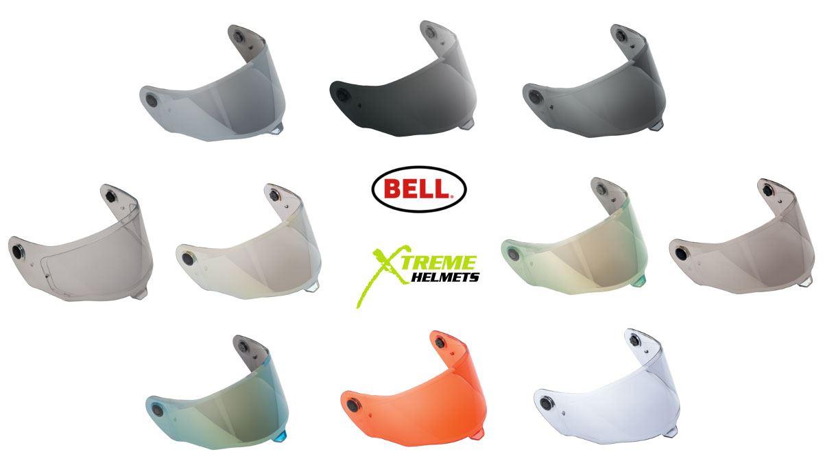 c7ddeea0 Bell Panovision Shield for SRT - Pro Star - Race Star Helmet | eBay